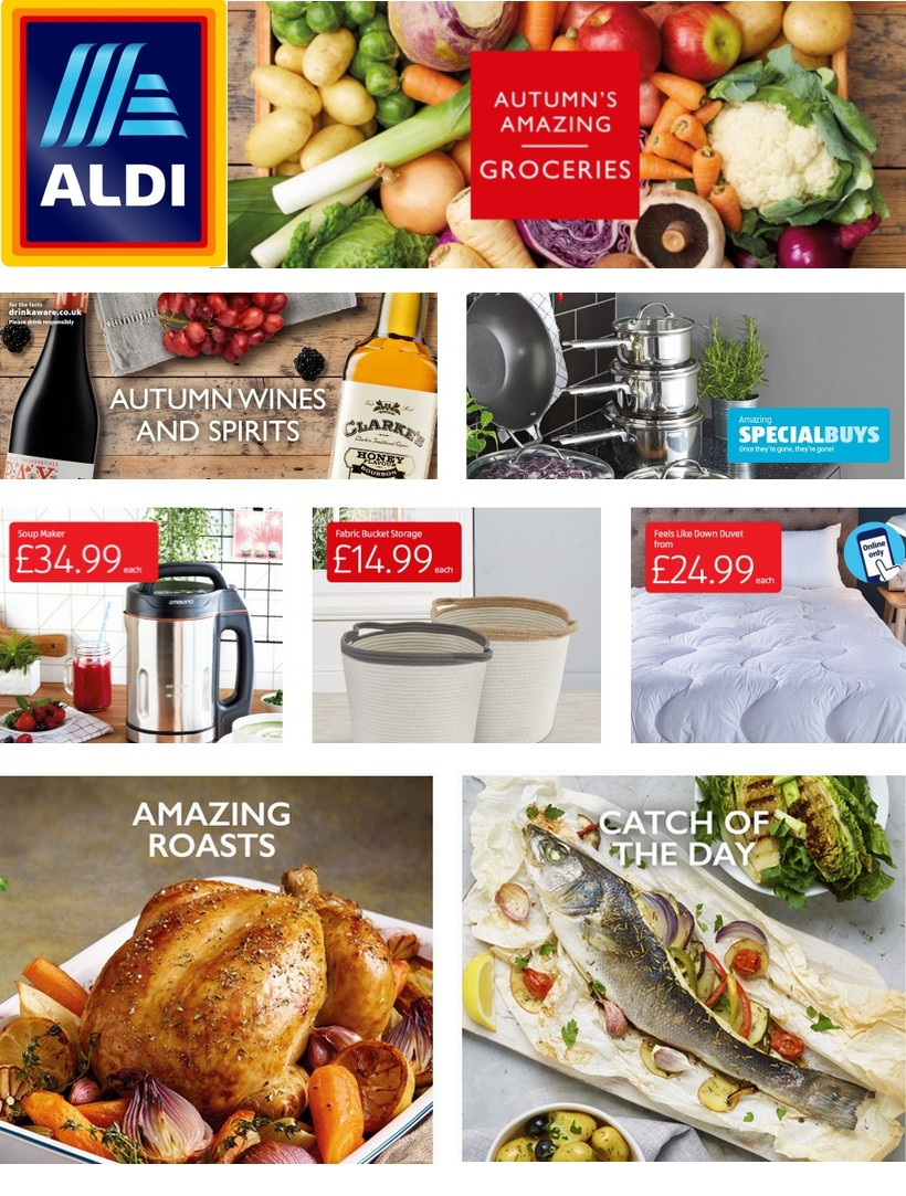 ALDI Offers from September 19