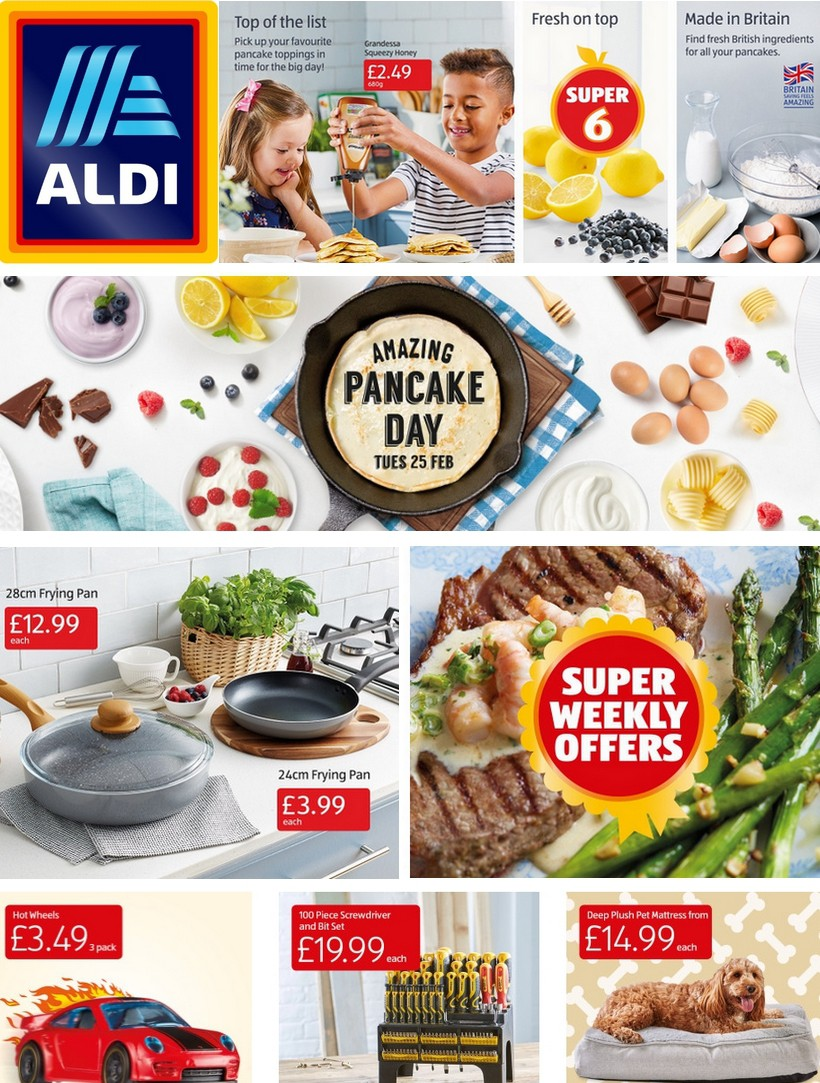 ALDI Offers from February 19