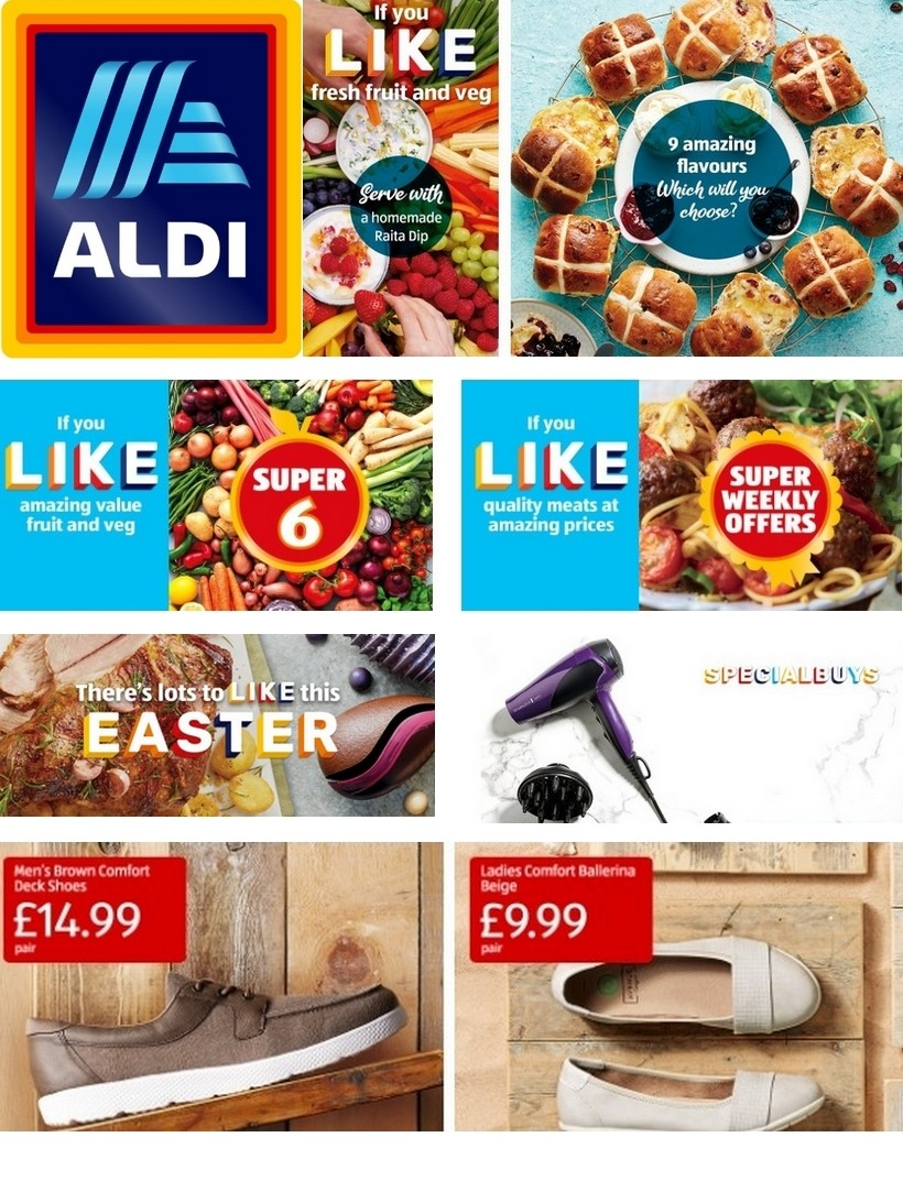 ALDI Offers from March 26