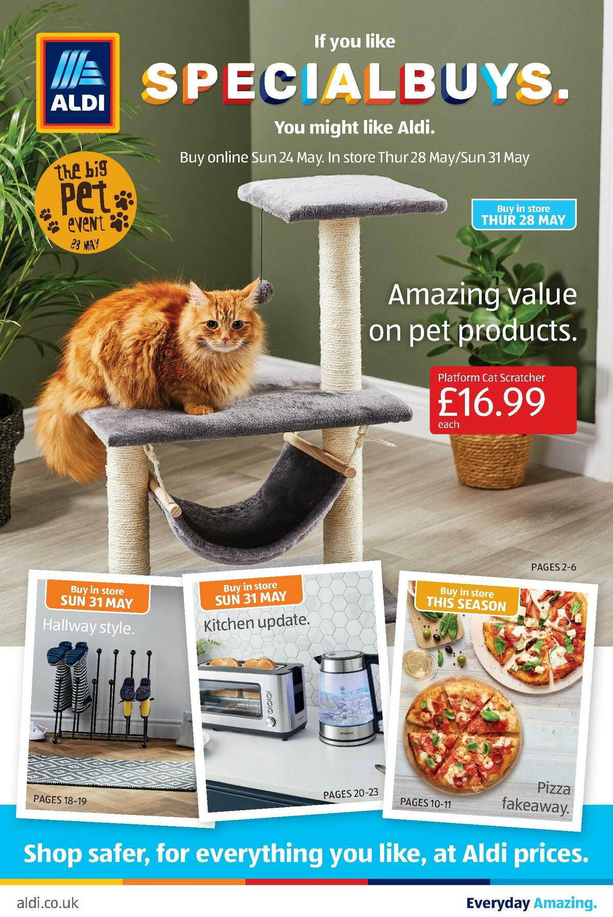 ALDI Offers from May 28