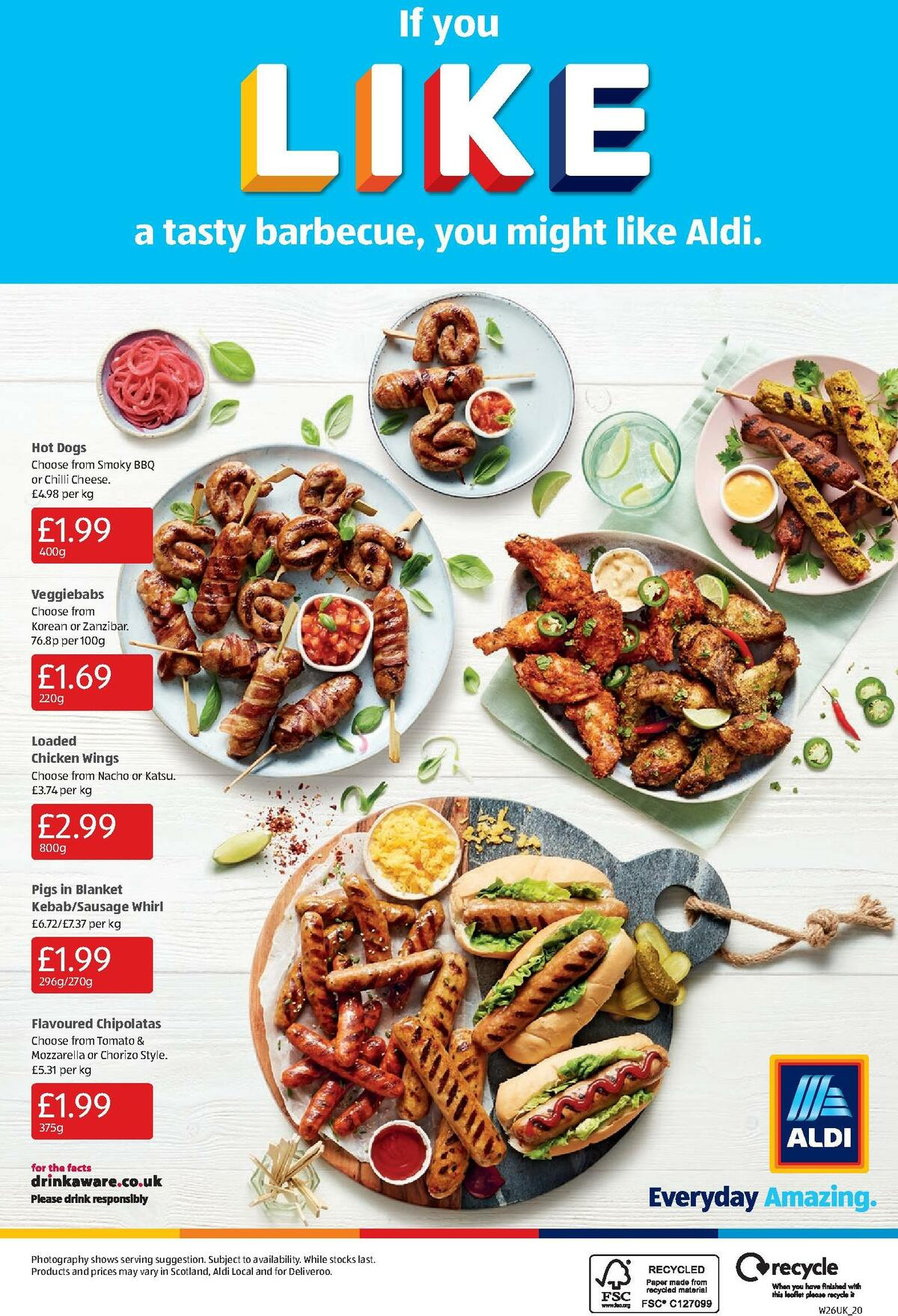 ALDI Offers from June 25