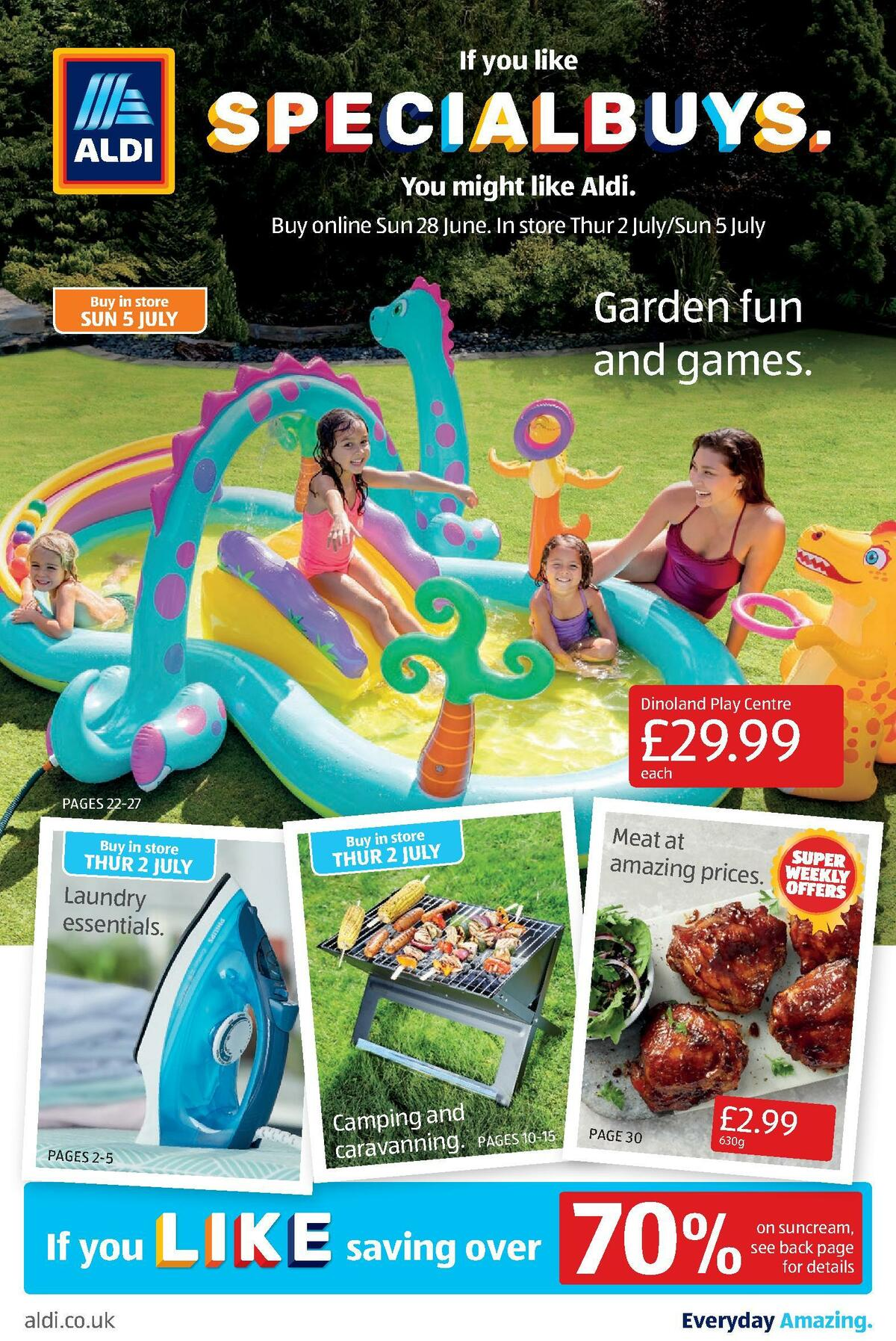ALDI Offers from July 2