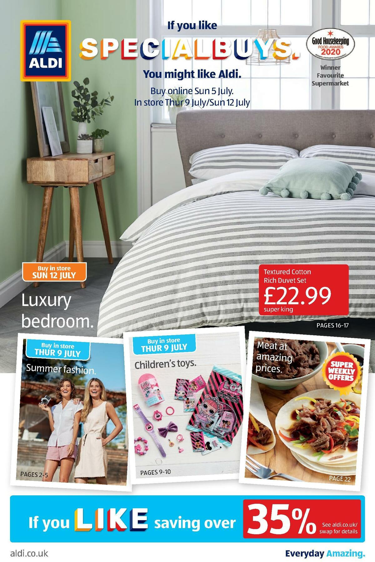 ALDI Offers from July 9