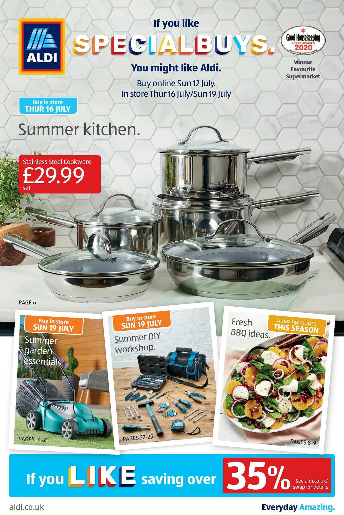 ALDI Offers from July 16