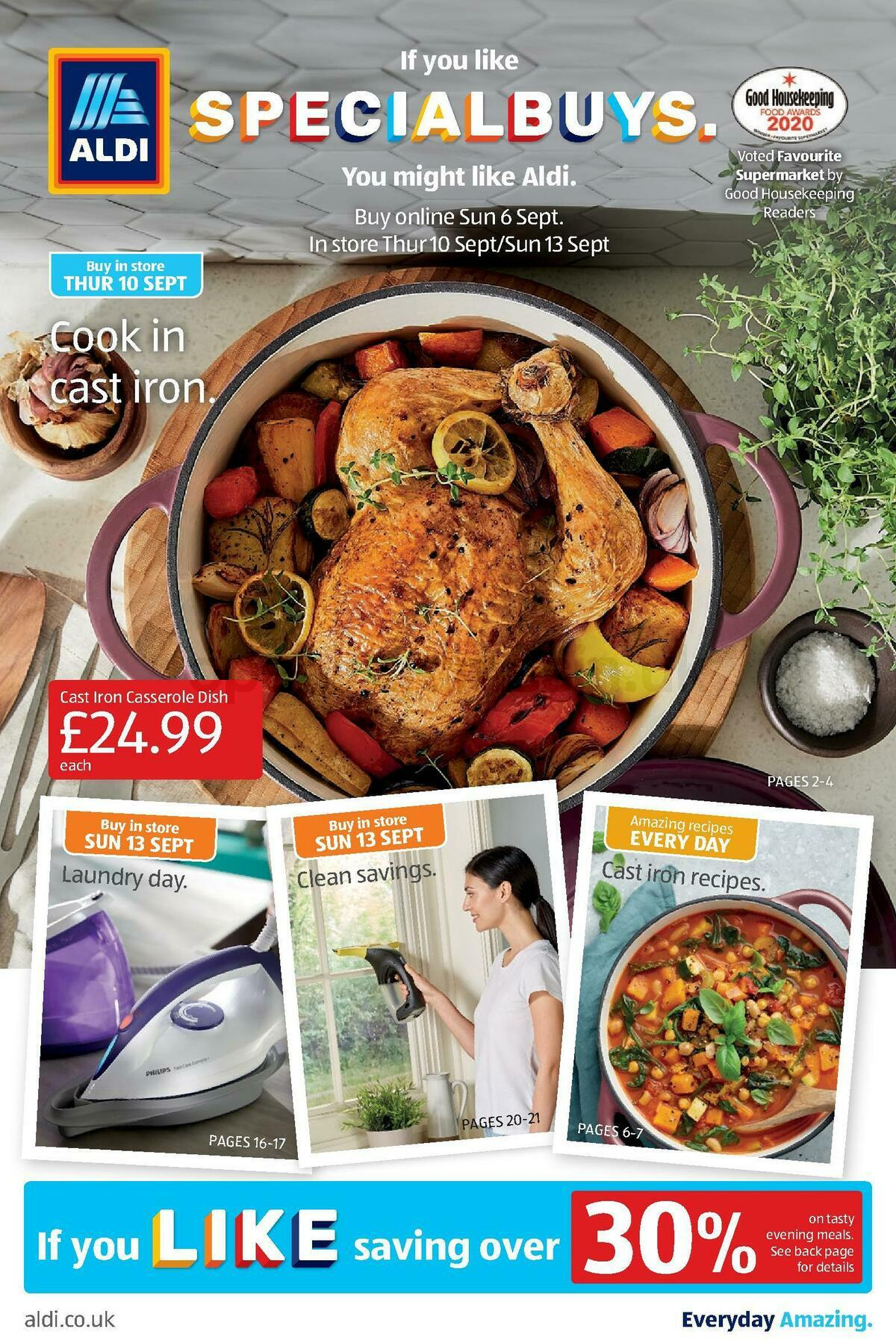 ALDI Offers from September 6