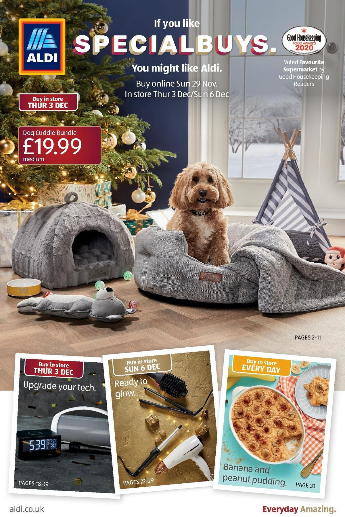 ALDI Offers from November 29