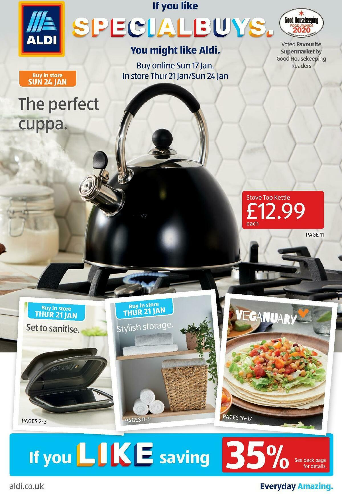 ALDI Offers from January 17