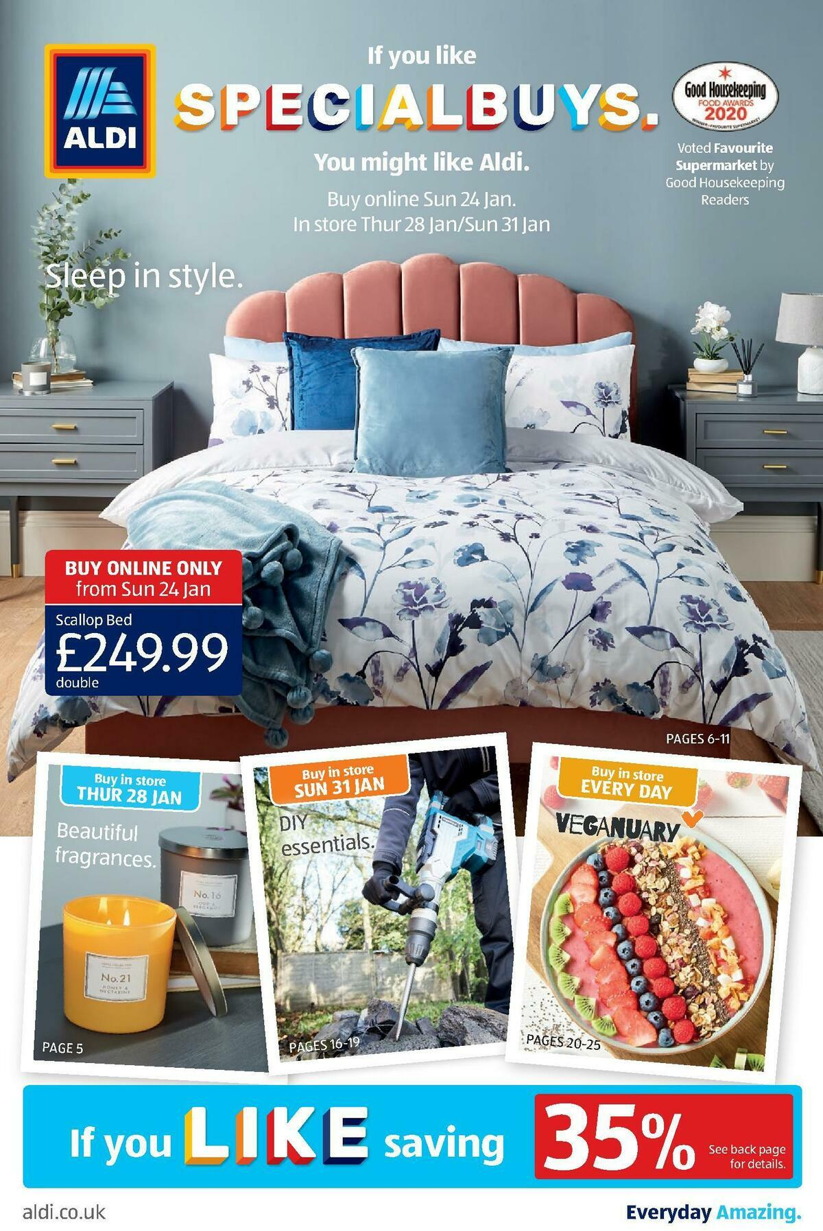 ALDI Offers from January 24