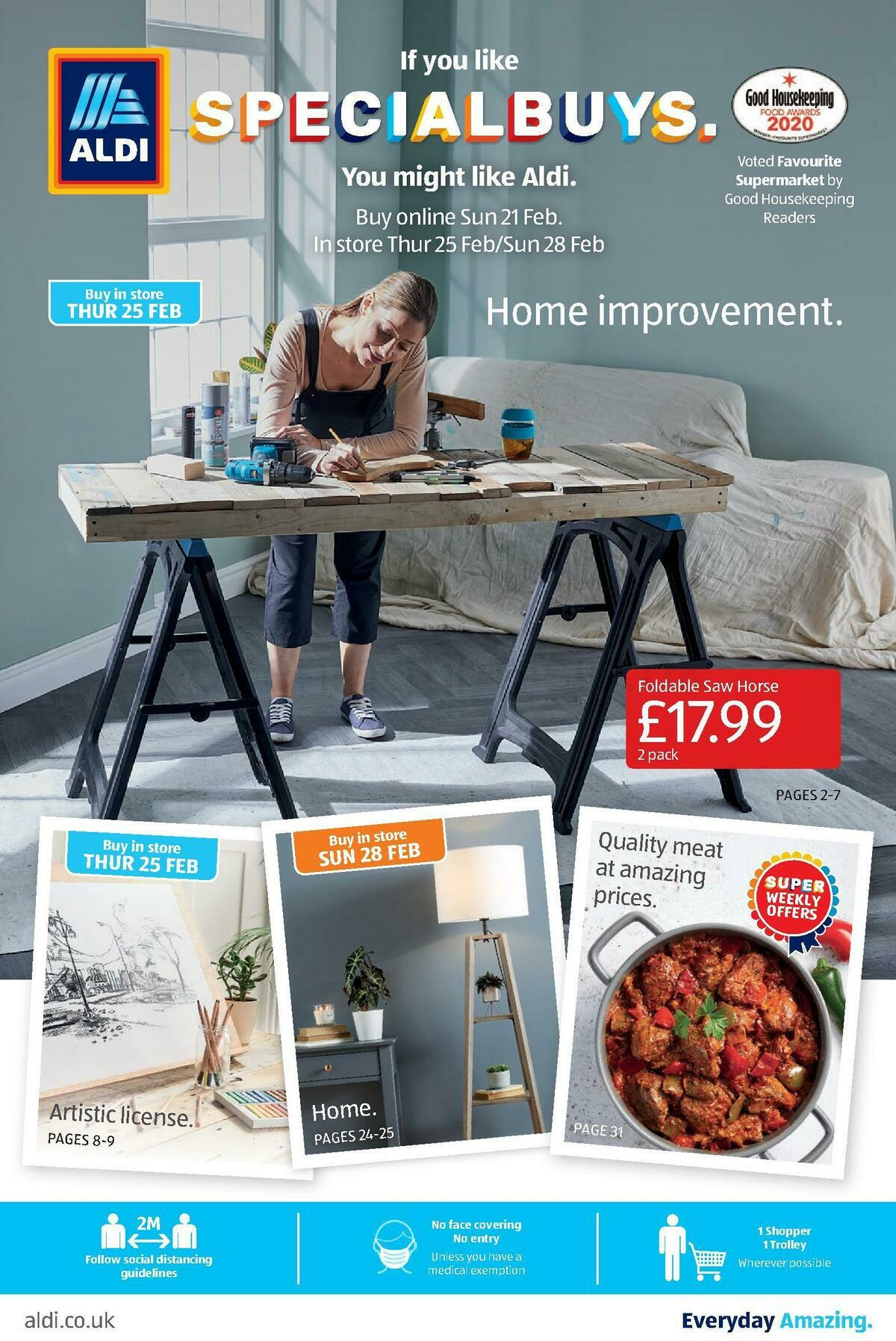 ALDI Offers from February 21