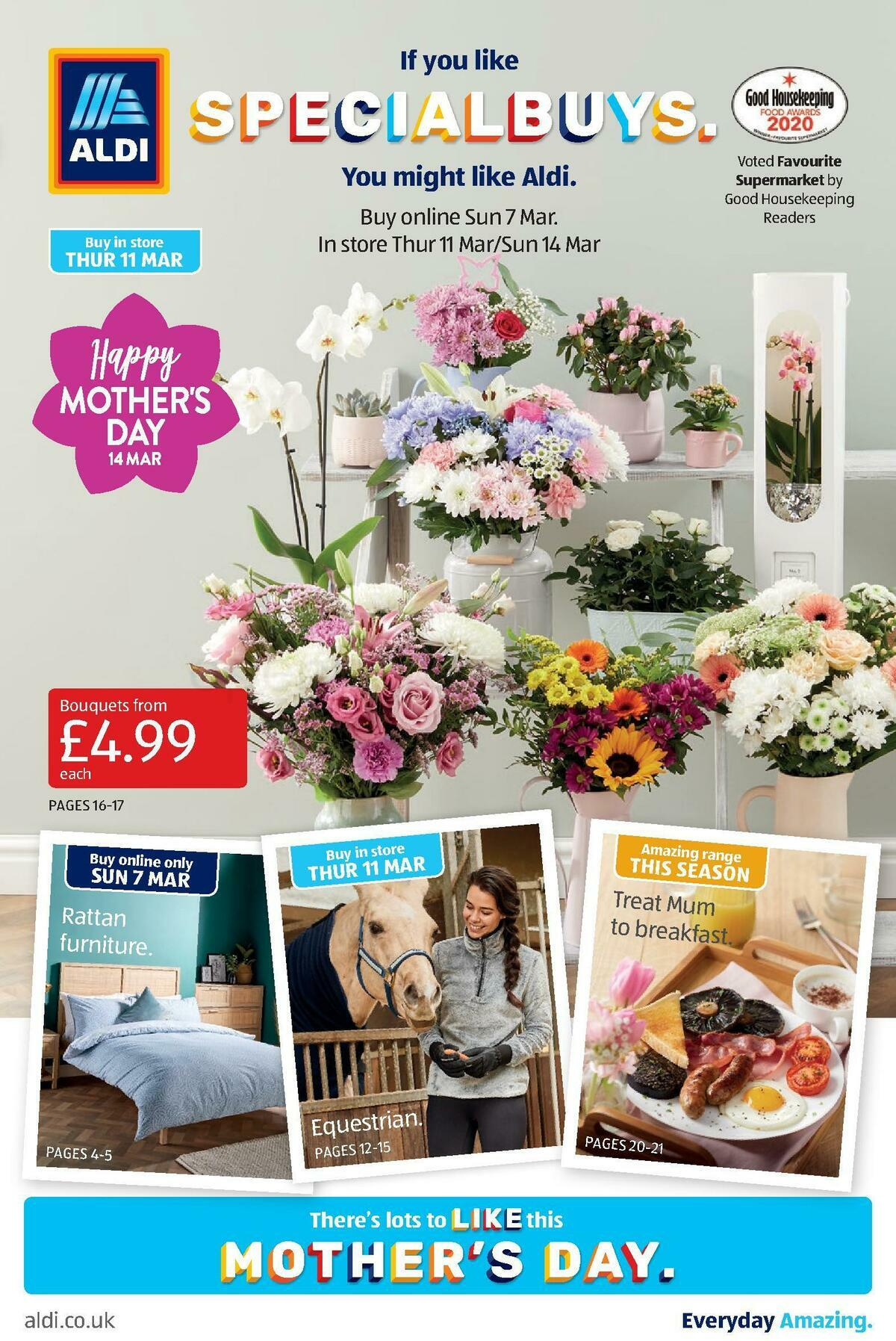 ALDI Offers from March 7