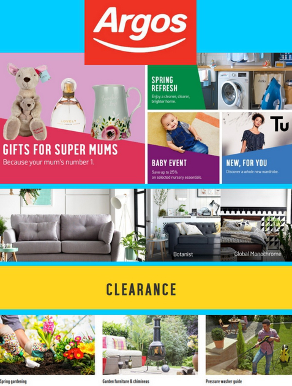 Argos Offers from March 19