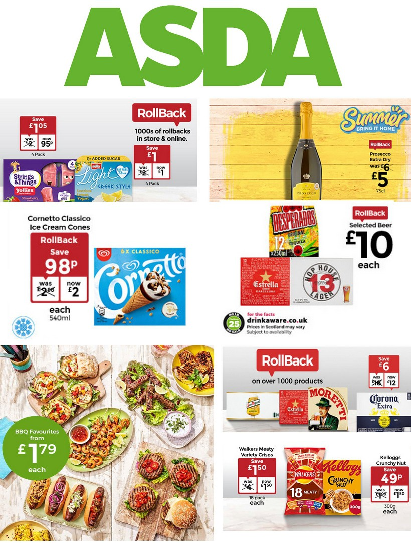 ASDA Offers from May 24