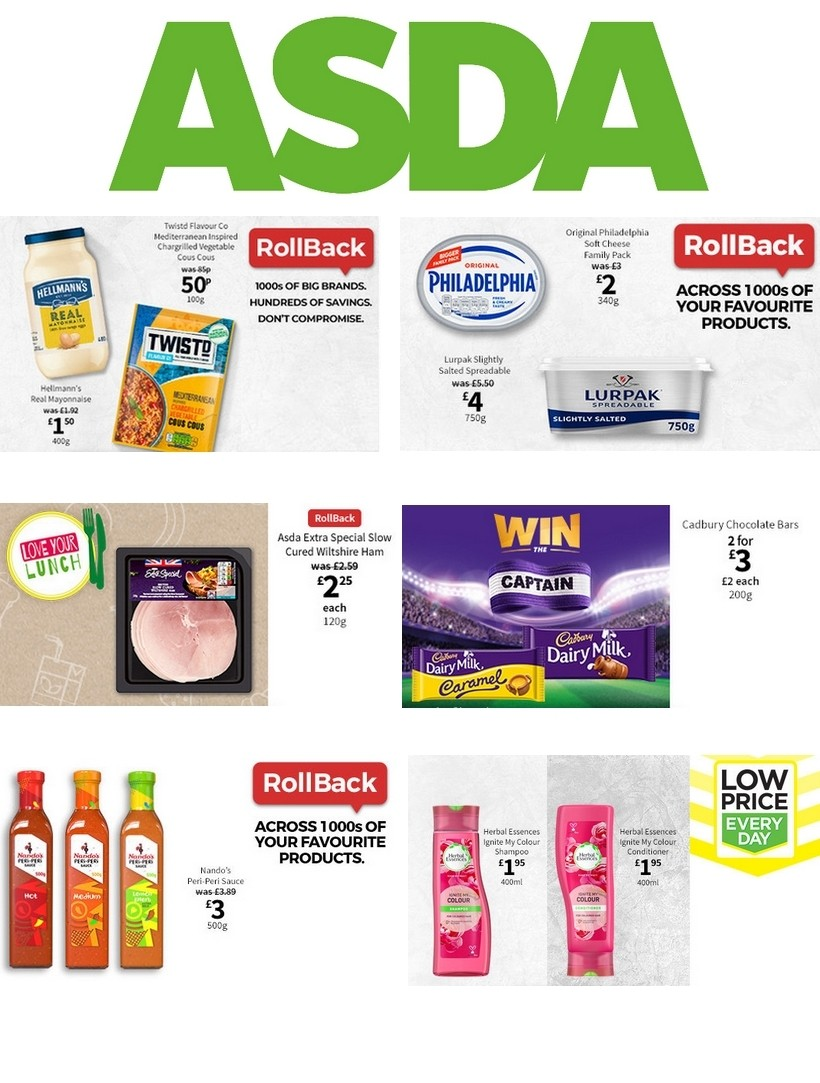 ASDA Offers from May 29