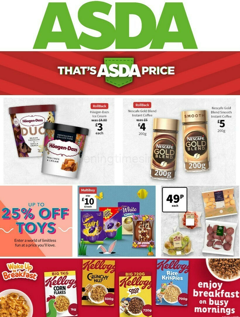 ASDA Offers from February 19