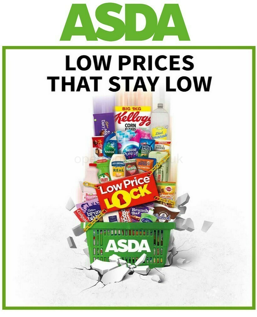 ASDA Offers from April 8