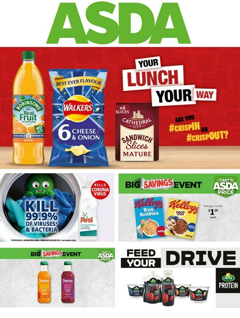 ASDA Offers from April 30