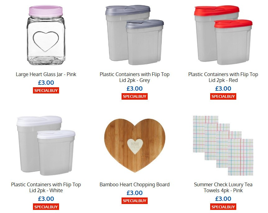 B&M Offers from July 22