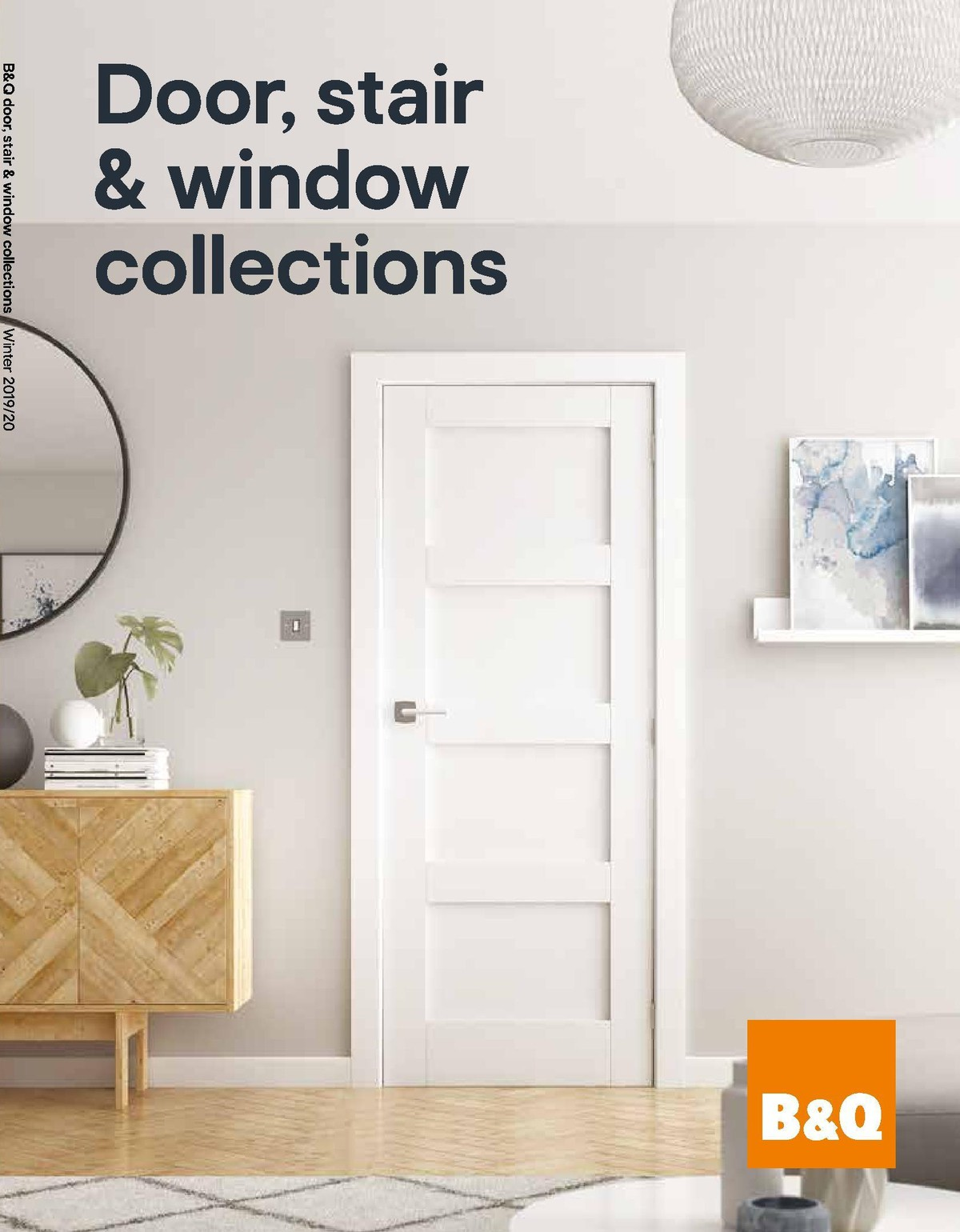 B&Q Door, Stair & Window Collections Offers from December 1