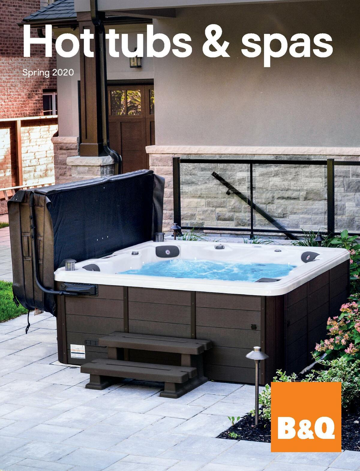 B&Q Hot Tub & Spa Collections Offers from March 6