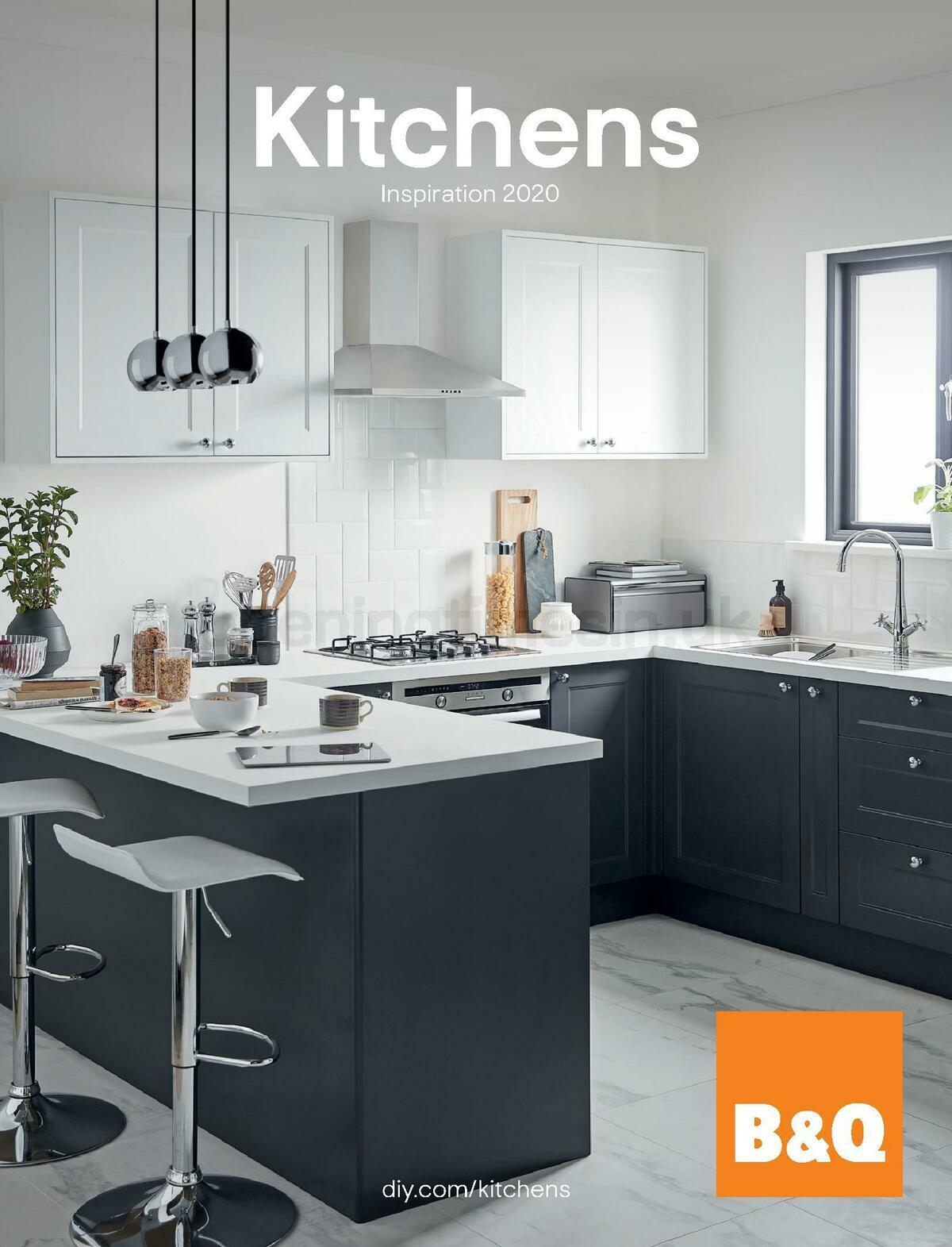 B&Q Kitchen Collections Offers from September 15