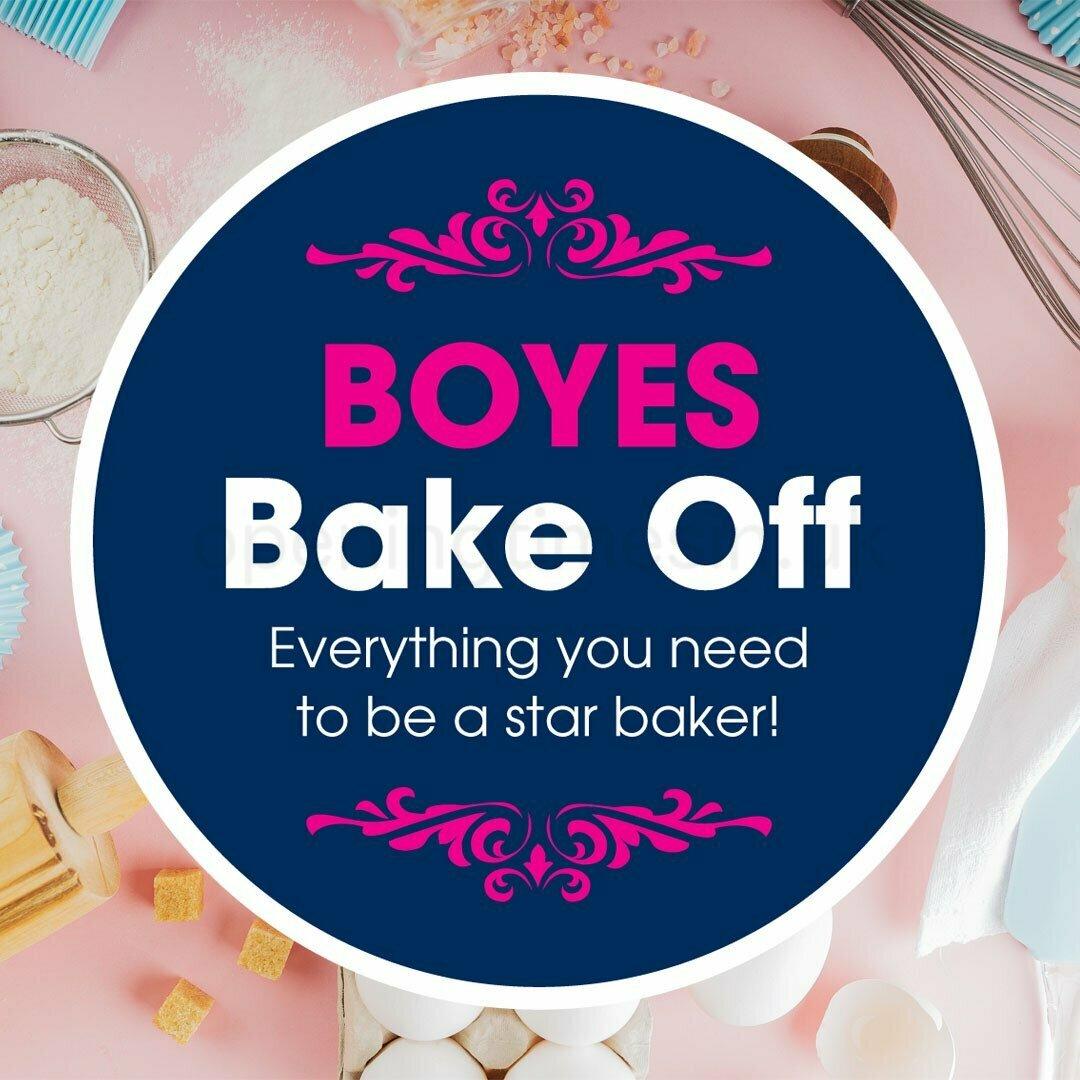 Boyes Offers from September 20