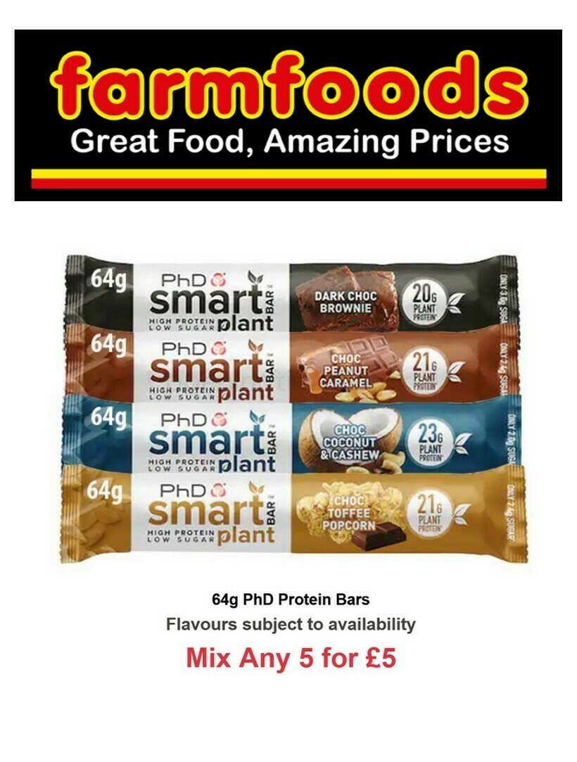 Farmfoods Offers from April 6