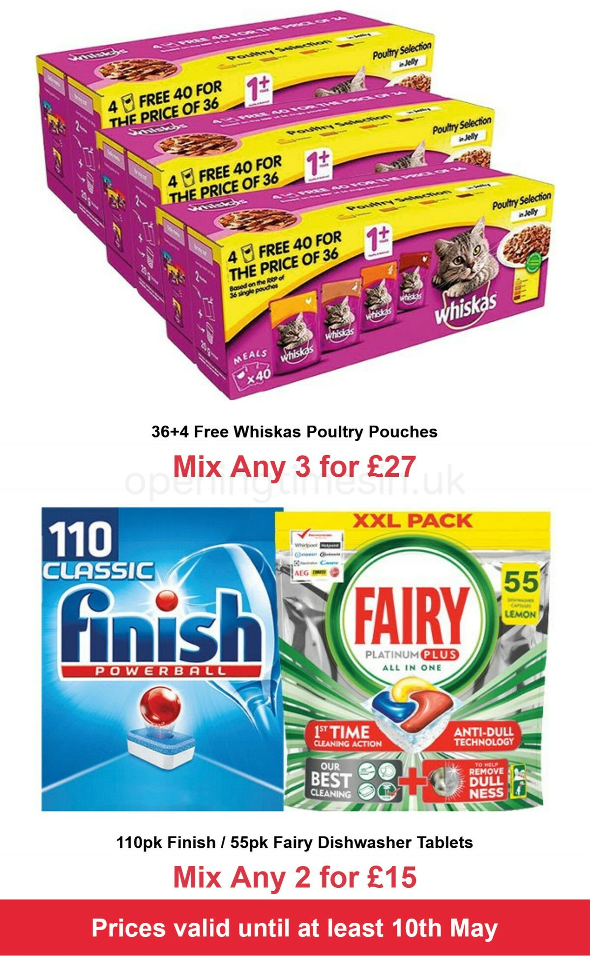 Farmfoods Offers from April 29