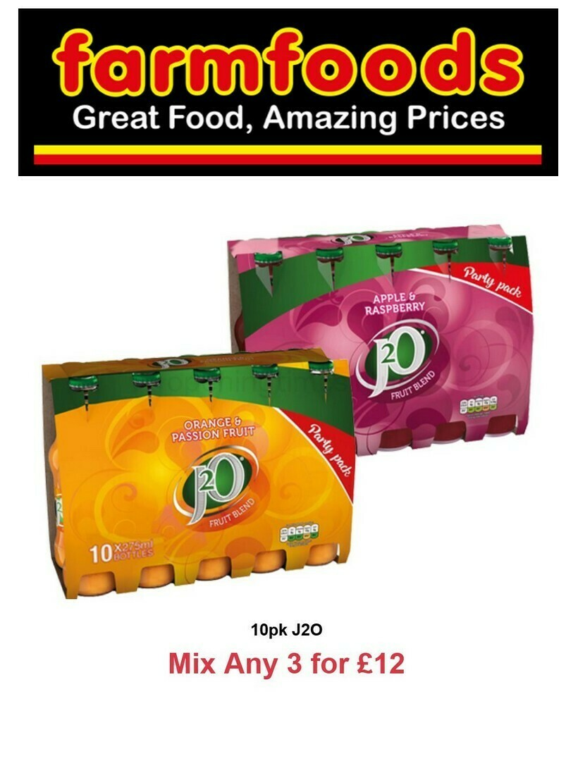 Farmfoods Offers from September 8