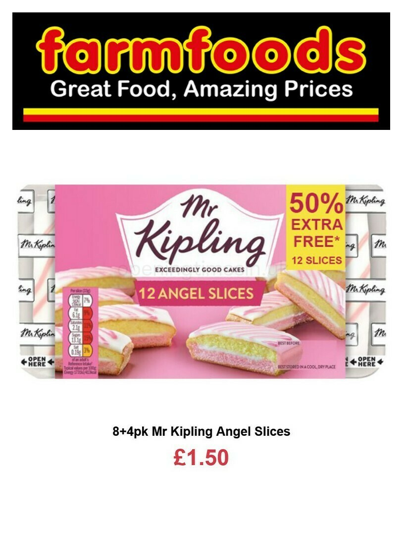 Farmfoods Offers from September 22