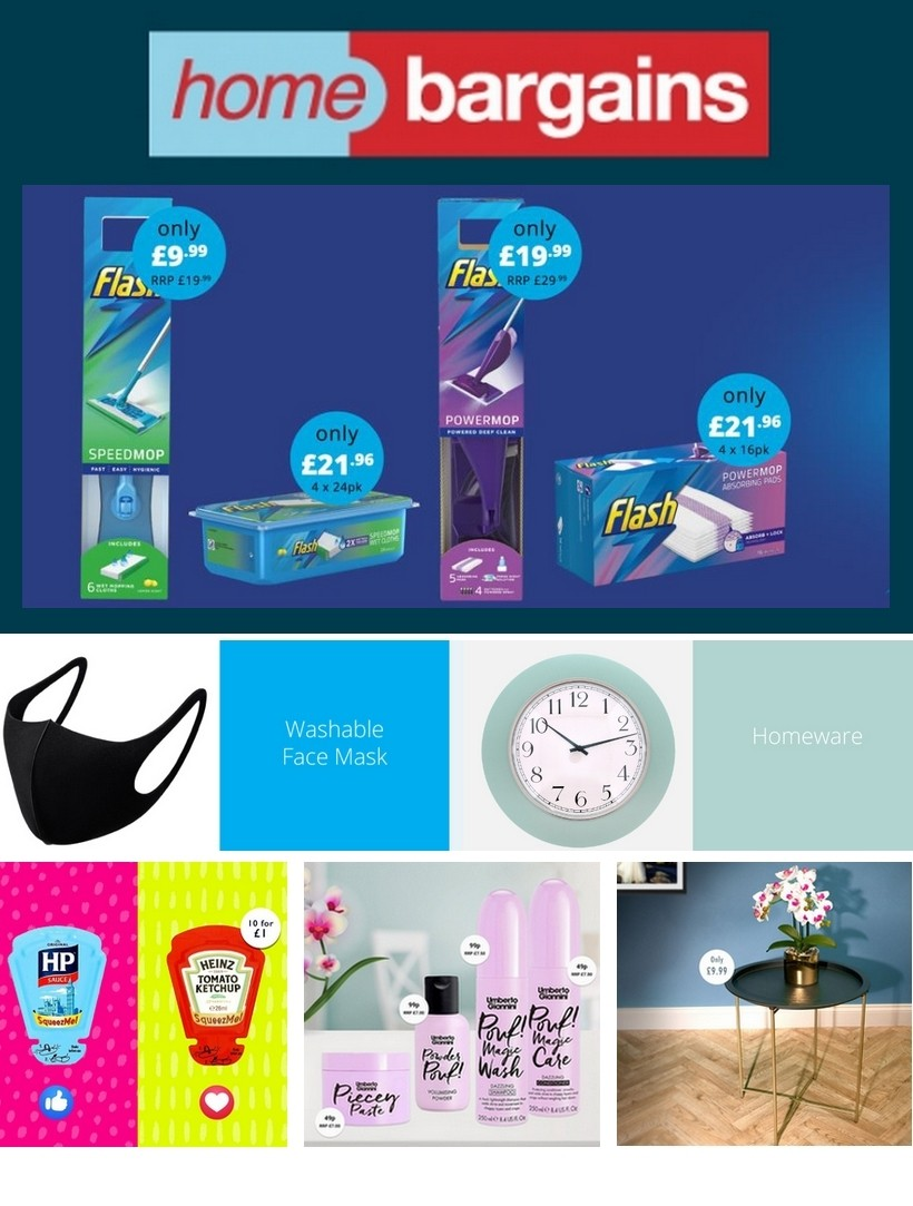 Home Bargains Offers from June 24