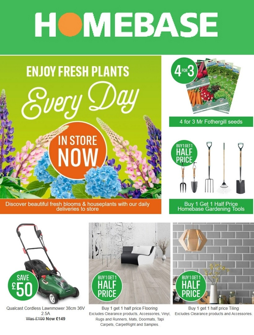 Homebase Offers from May 18