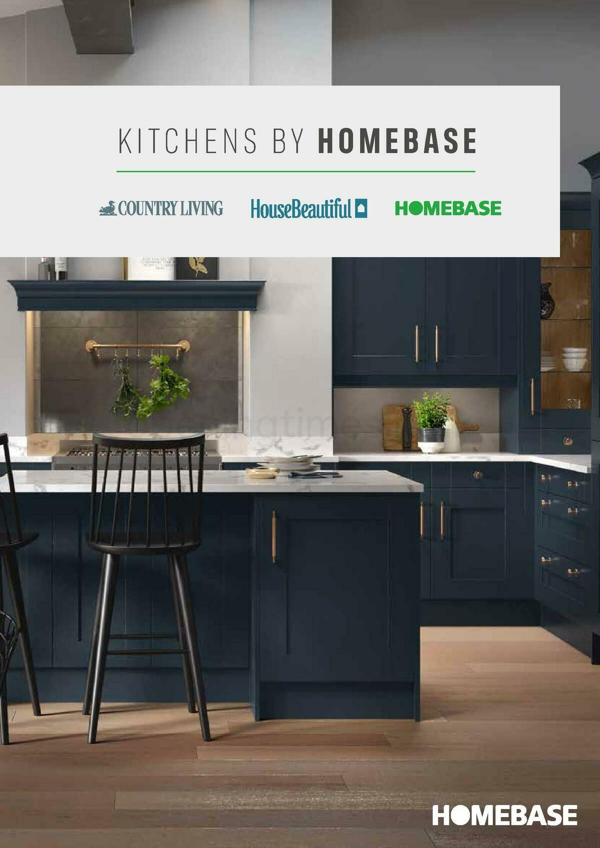 Homebase Kitchens by Homebase Offers from December 1