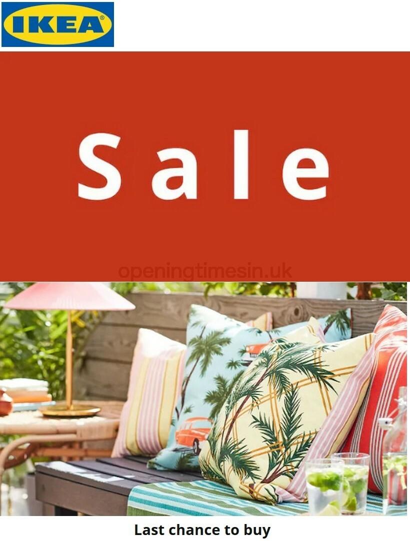 IKEA Sale Offers from July 13