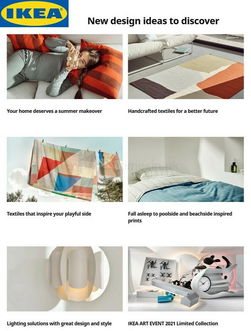 IKEA Offers from May 2