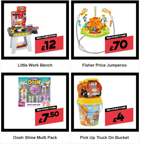 Jack's Offers from July 18