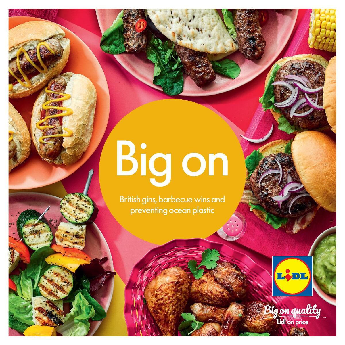 LIDL May Magazine Offers from May 4