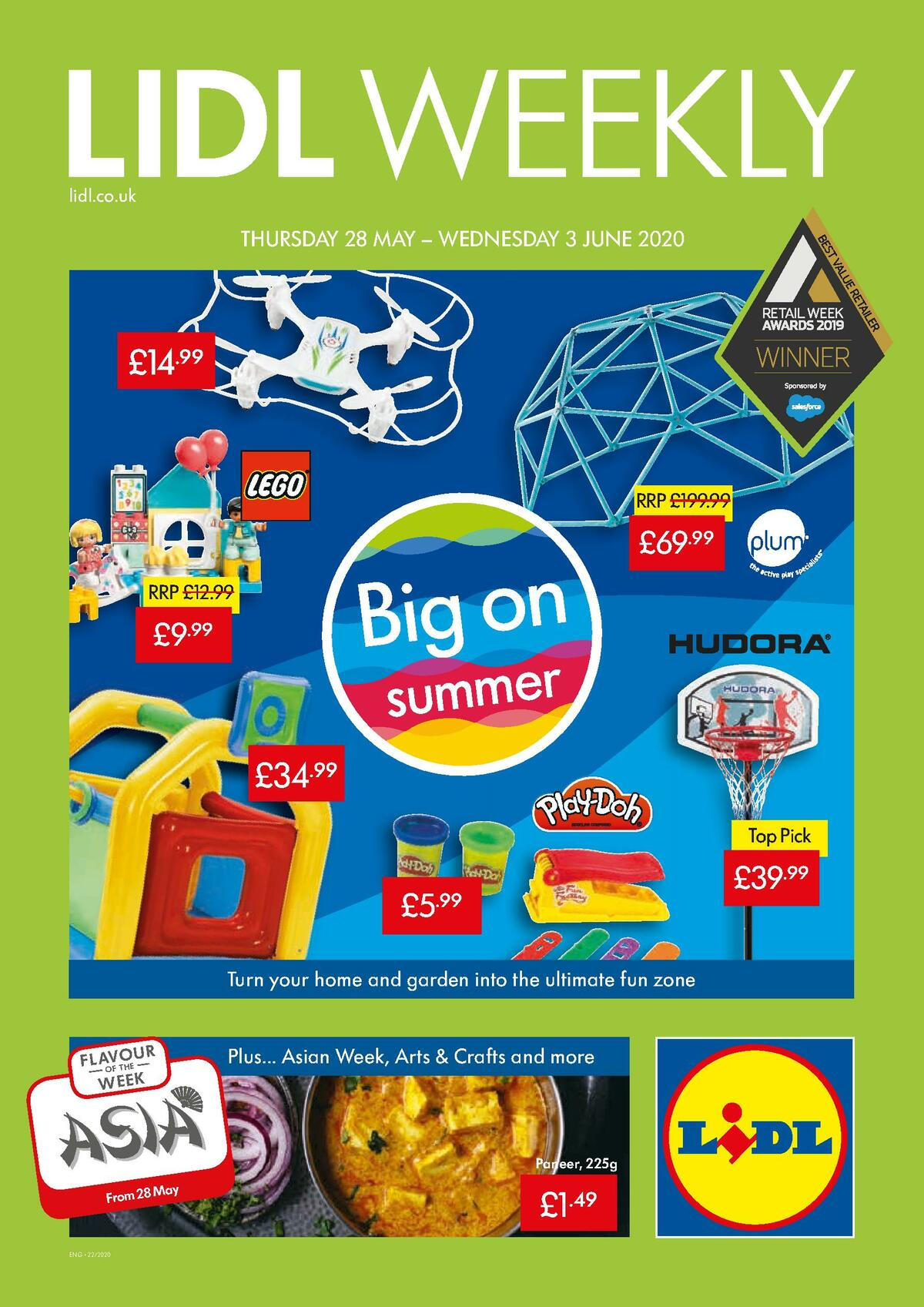 LIDL Offers from May 28