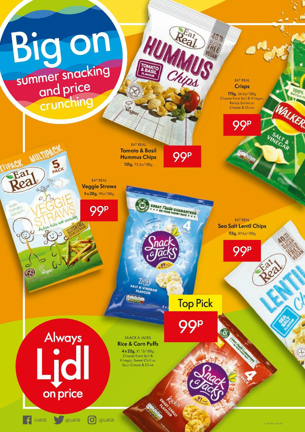 LIDL Offers from July 2