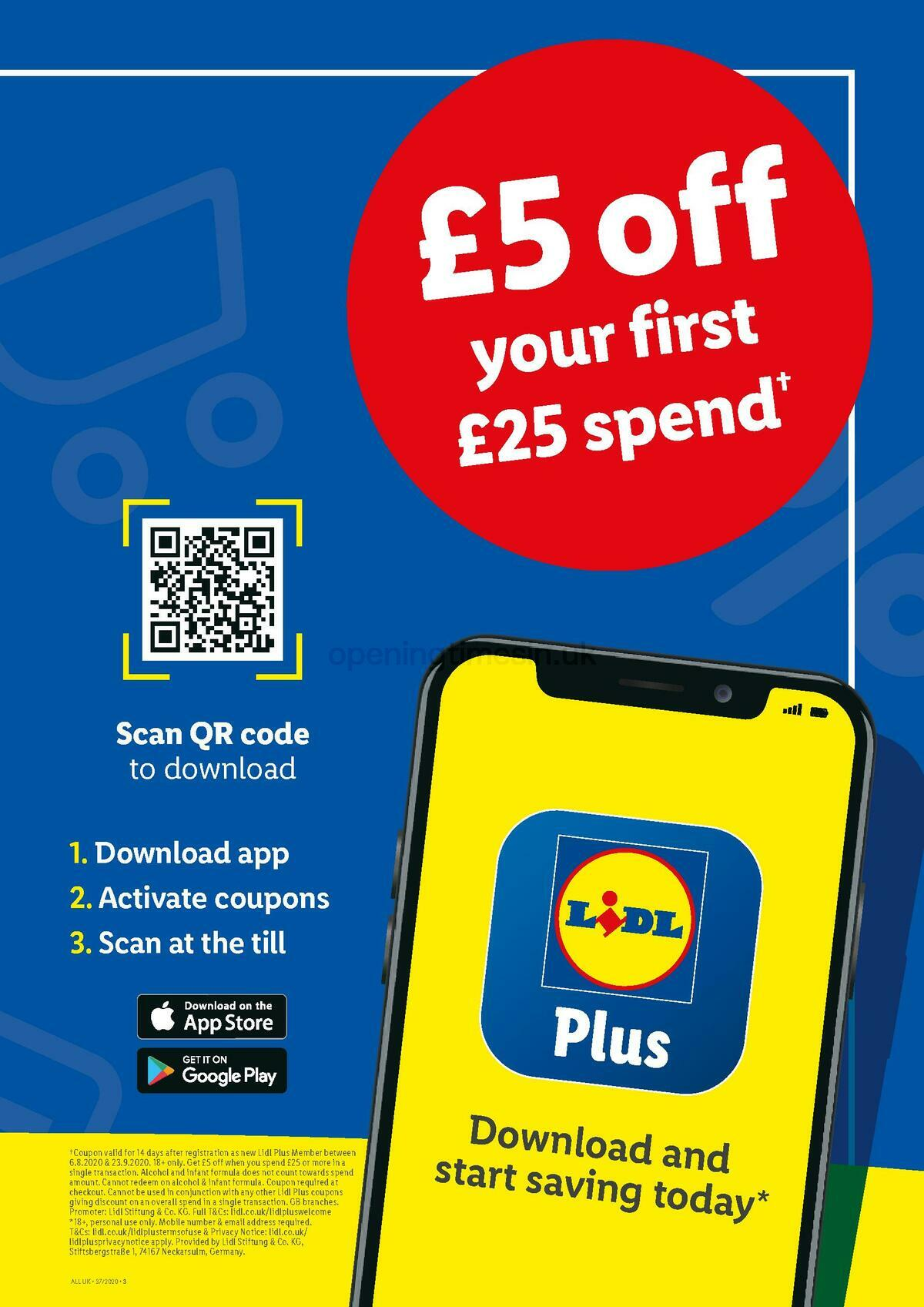 LIDL Offers from September 10