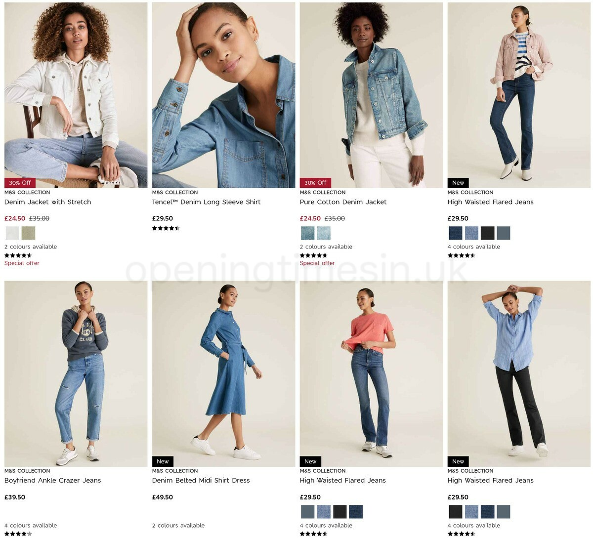 M&S Marks and Spencer Offers from February 15