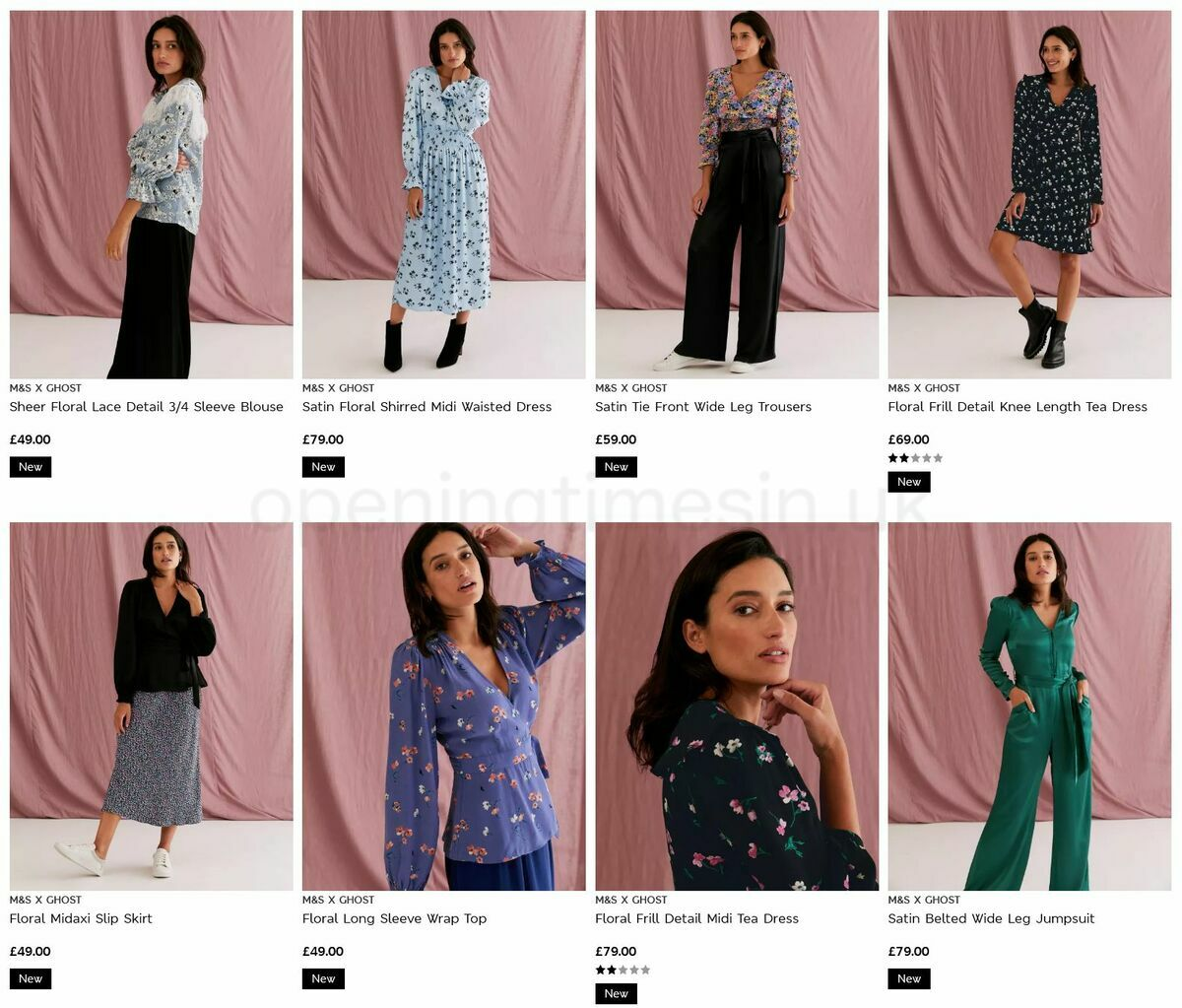 M&S Marks and Spencer Offers from August 30