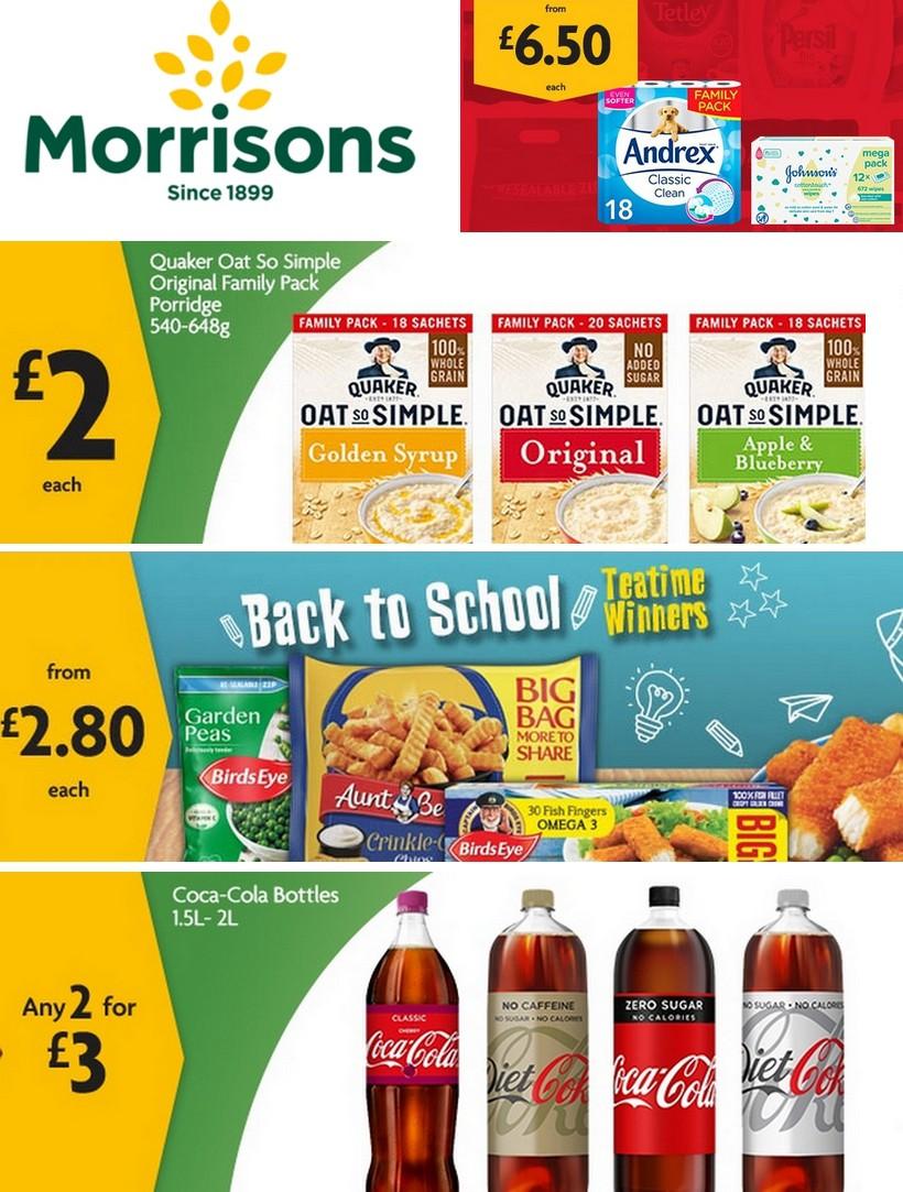 Morrisons Offers from September 17