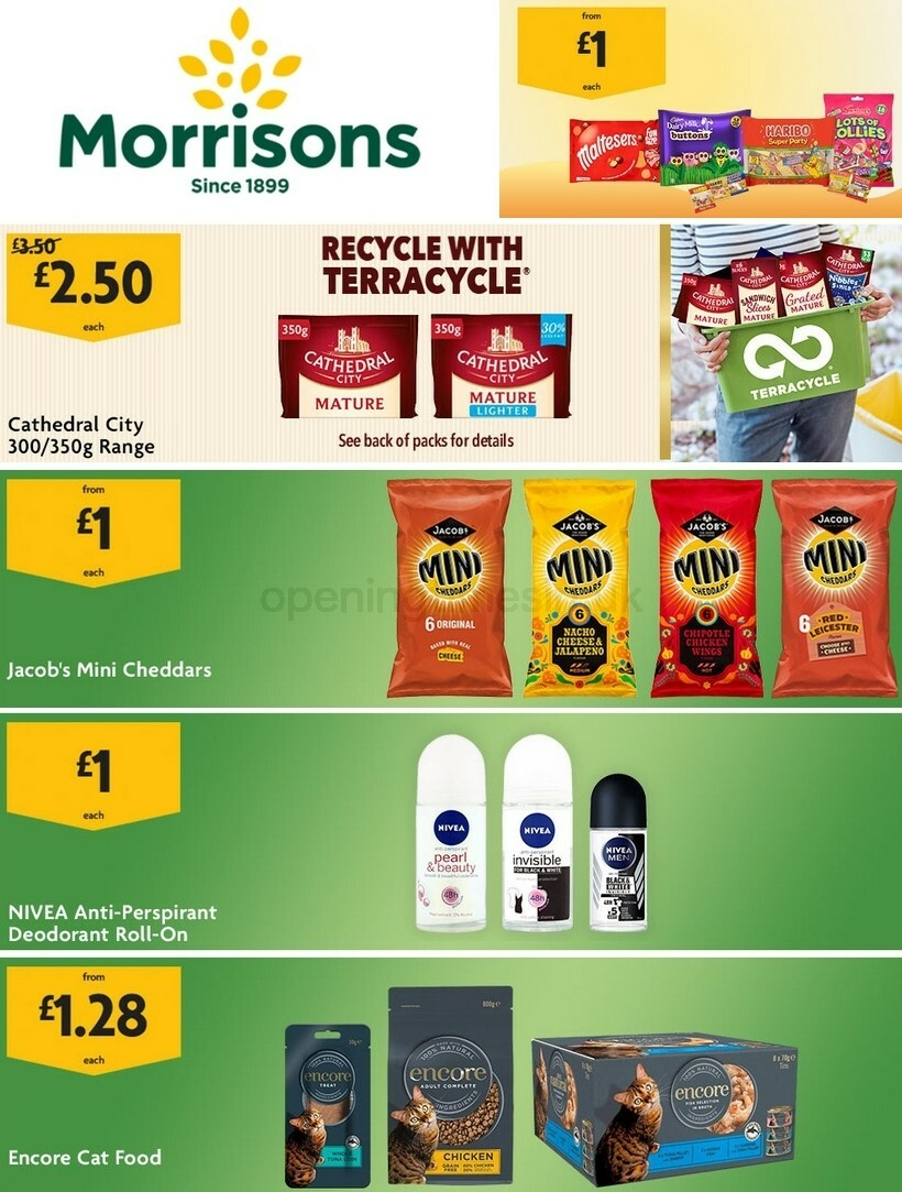 Morrisons Offers from October 13