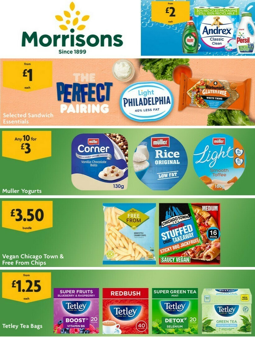 Morrisons Offers from January 11