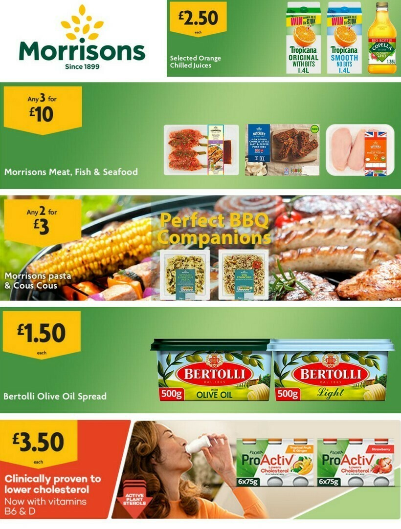 Morrisons Offers from July 20