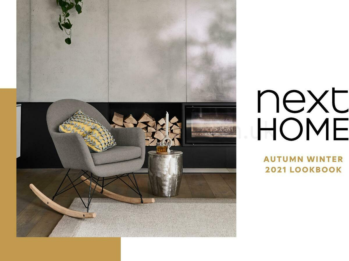 Next Home Autumn/Winter Offers from August 25