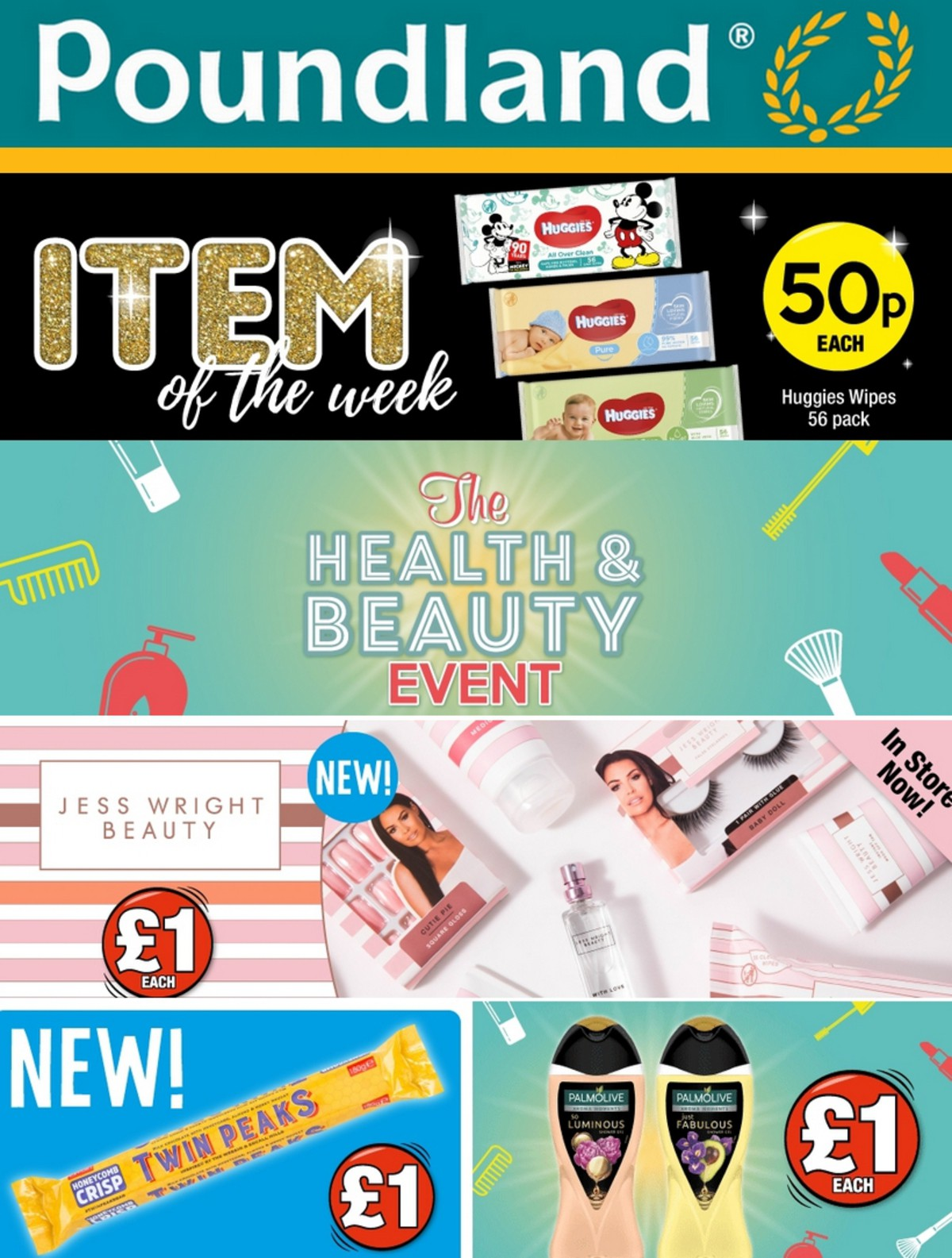 Poundland Offers from May 7