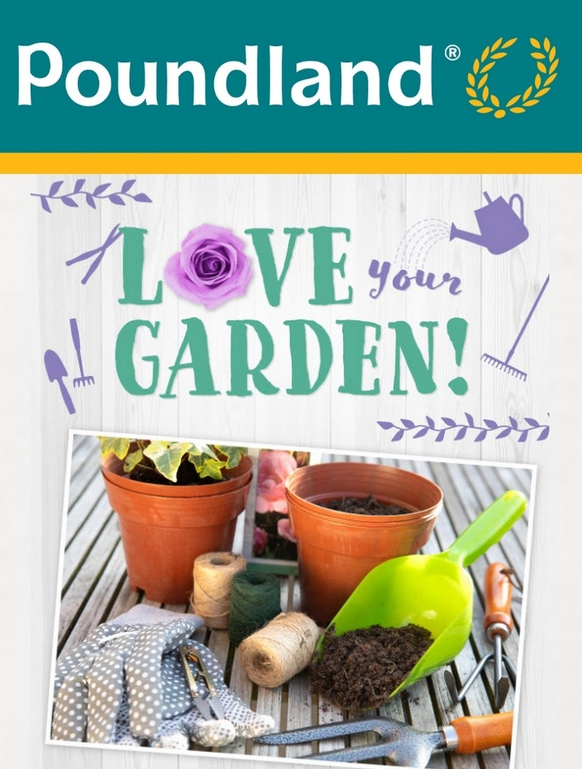 Poundland Offers from May 12