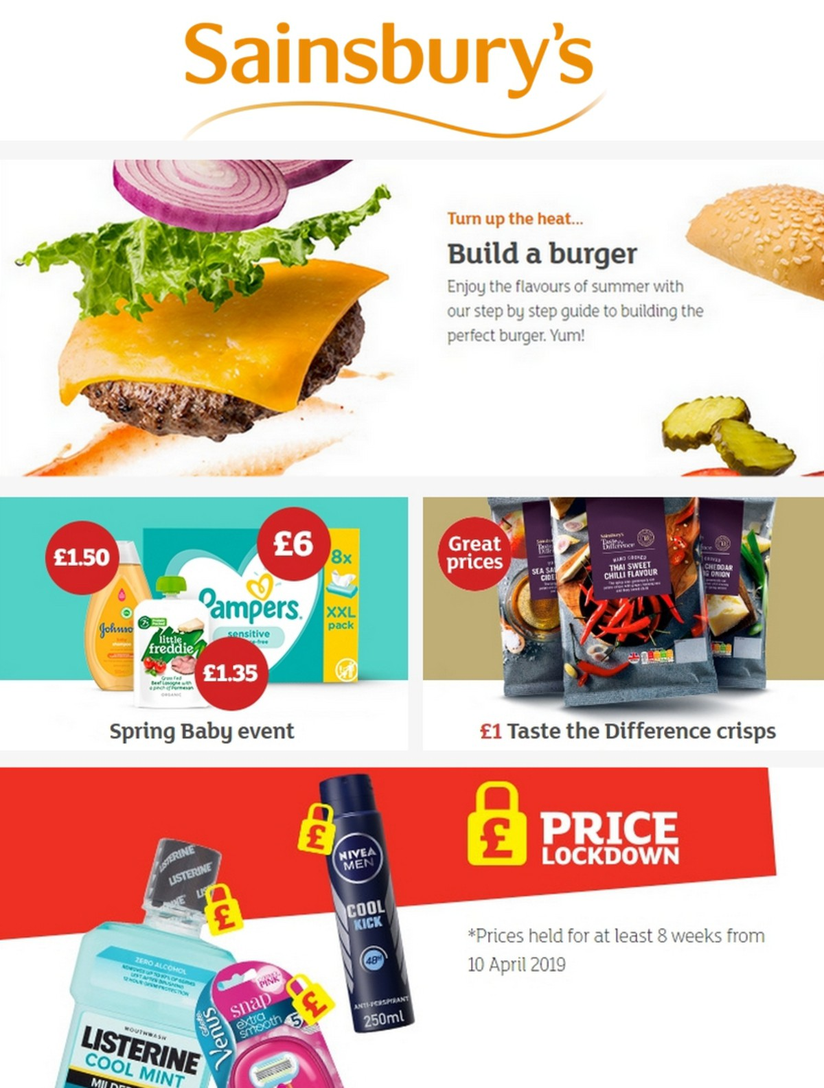 Sainsbury's Offers from May 17
