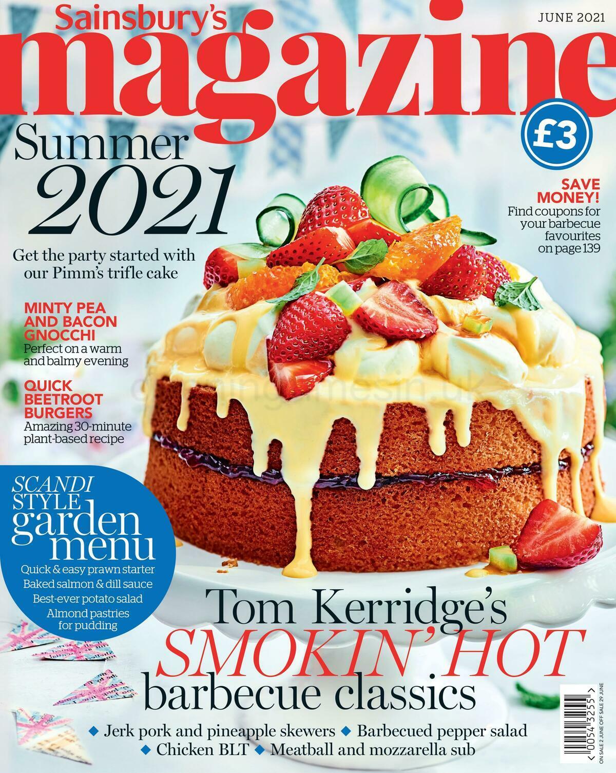 Sainsbury's Magazine June Offers from June 1